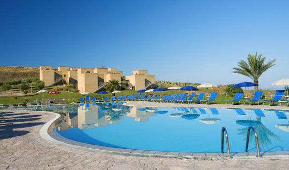 Hôtel menfi beach resort 4*