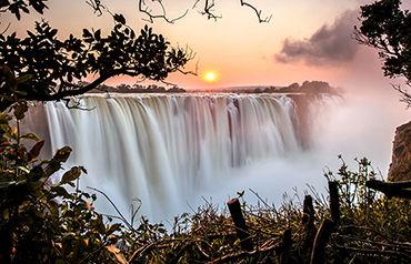 Autotour Johannesburg et Parc Kruger avec les Chutes Victoria 2/3*