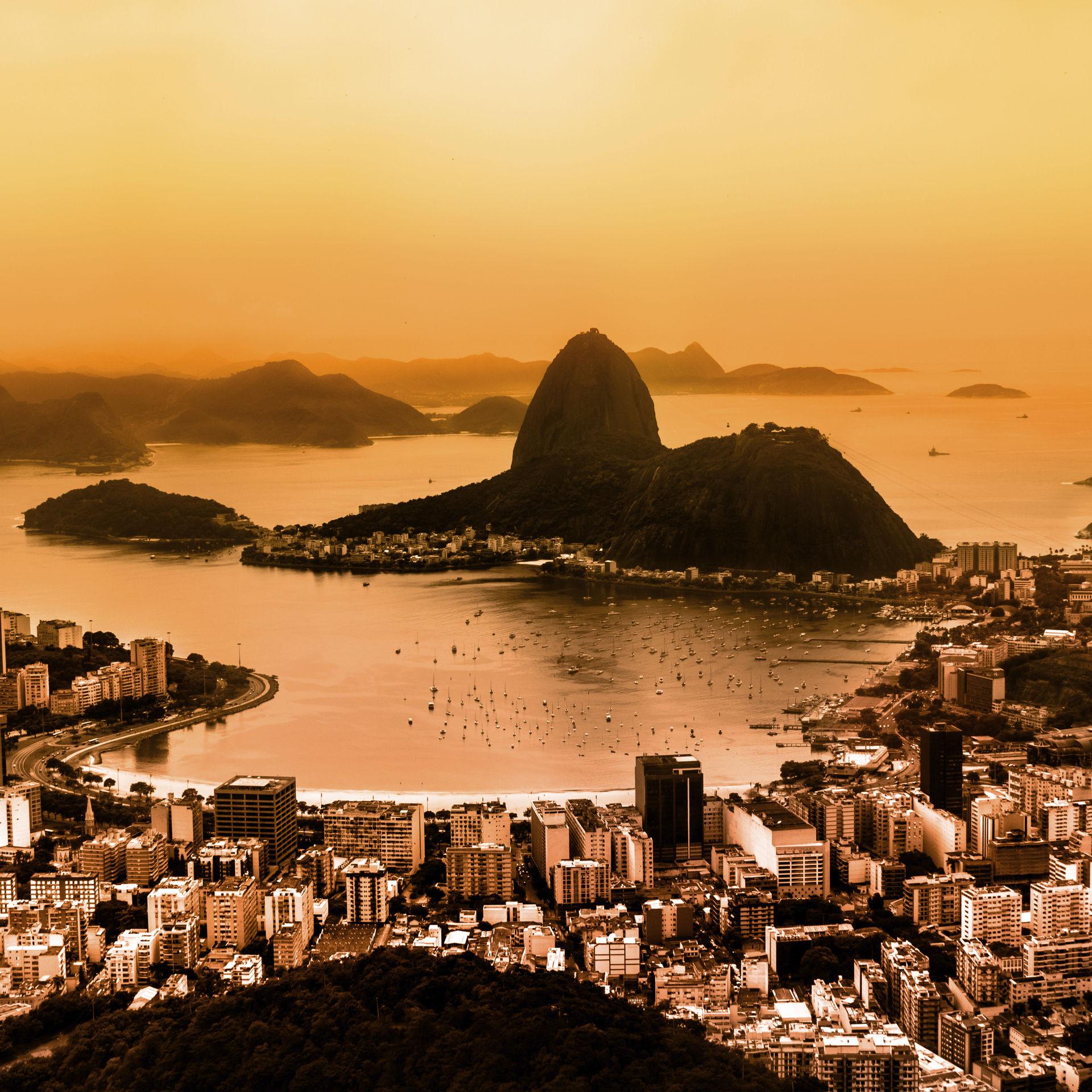 Circuit 1ers Regards Brésil