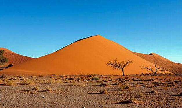 Autotour dunes et déserts de namibie avec extension fish river et kalahari