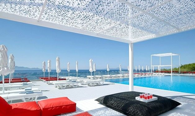 Hôtel dimitra beach 5*