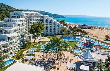 Hôtel paradise blue 5*