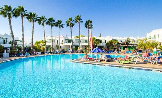 Hôtel club marmara playa blanca 3*