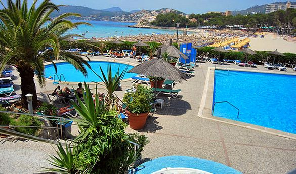 Hôtel beverly playa 3*