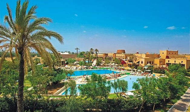 Marrakech Hotel Marmara
