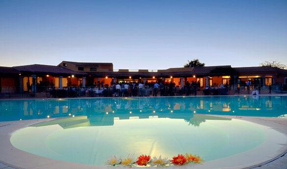 hôtel de luxe olbia sardaigne