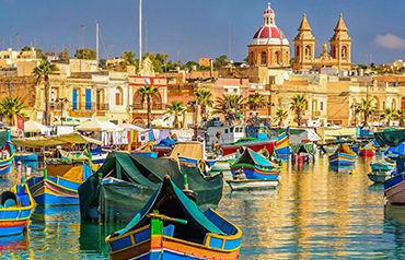 Circuit découverte maltaise - hôtel mellieha bay 4*