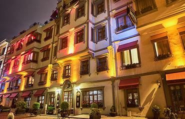 Celal Sultan Hôtel SC 4*