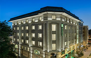 Holiday inn old city hôtel 4*