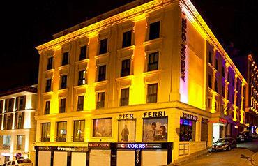 Hôtel Akgun Beyazit 3*