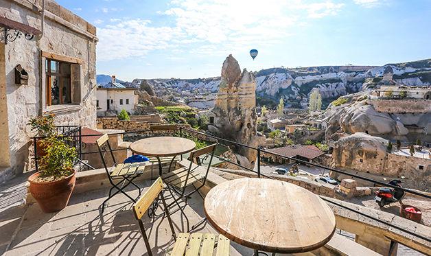 Combiné Circuit Cappadoce et Séjour Hôtel Mondi Club Water Side 5*