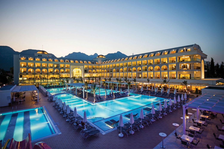 Hôtel karmir resort et spa 5*