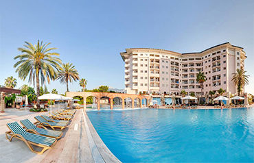 Hôtel kilikya resort camyuva 5*