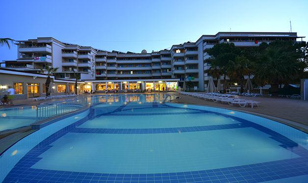 Hôtel linda resort 5*