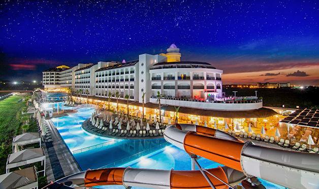 Hôtel port river 5*