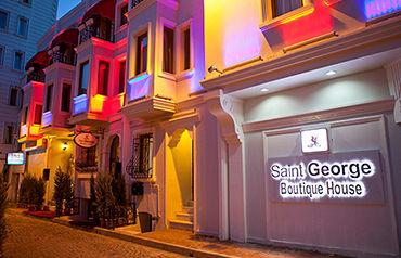 Hôtel saint-george boutik house 3*