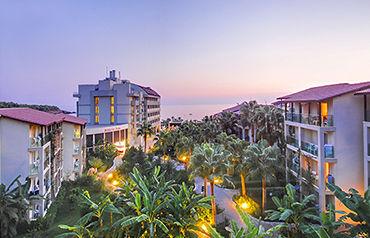 Hôtel sealife buket resort & beach 5*