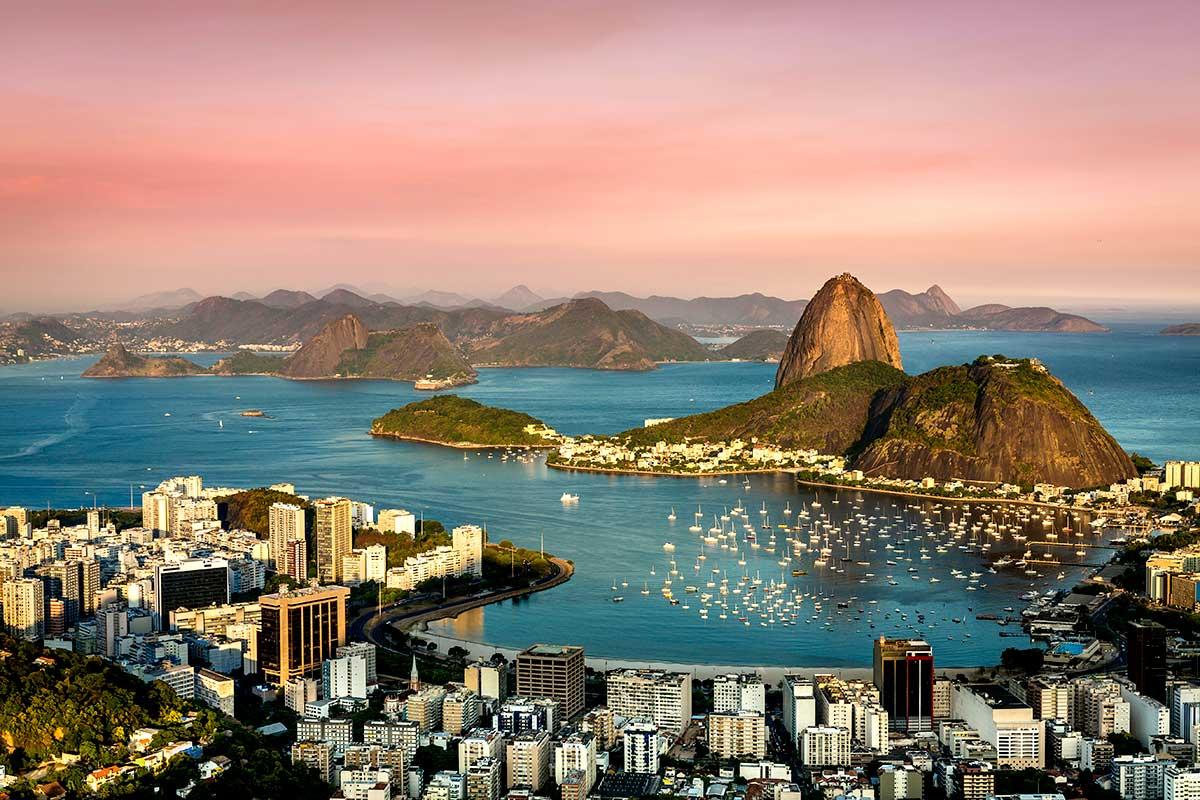 Circuit Panorama Brésilien 3*/4*