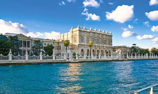 Circuit de byzance a la mer egée 5*