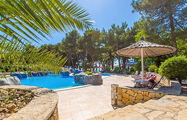 Hôtel Appartement Matilde beach resort 3*