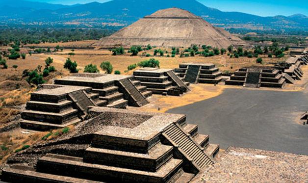 Circuit beautés du mexique 3*