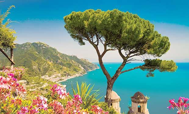 Circuit rome, naples, capri et la côte amalfitaine 3*