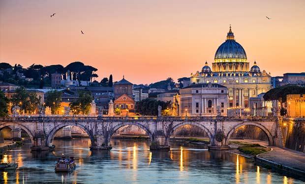 Circuit venise, florence, rome et le vatican 3*