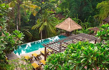 Hôtel adiwana resort jembawan 4*