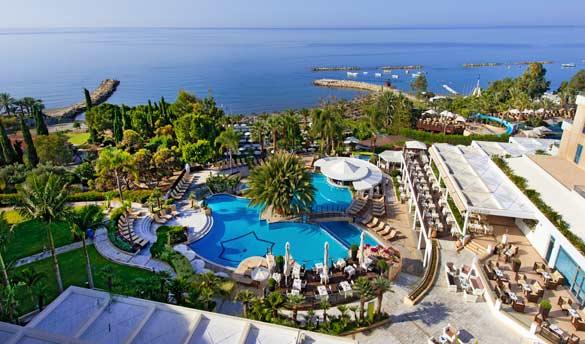 Hôtel Mediterranean Beach 4* Sup