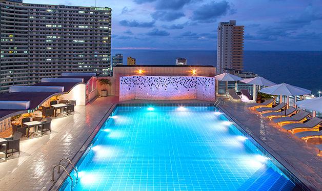 Hôtel NH Capri 4*