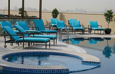 Hôtel Coral Dubaï Al Barsha 5*