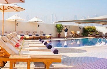 Hôtel Mövenpick Bur Dubaï 5*