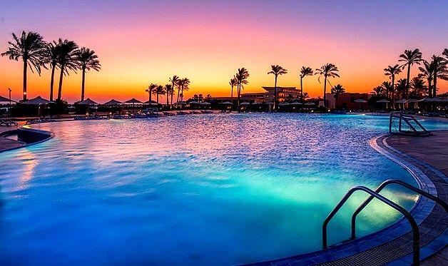 Hôtel cleopatra luxury beach resort 5*