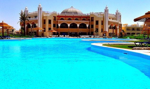 Hôtel jasmine palace resort & spa 5*