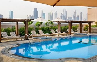 Hôtel Ramada Jumeirah 4*