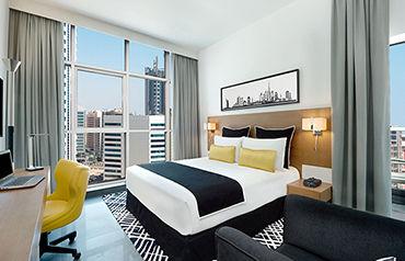 Hôtel Tryp by Wyndham Dubaï 4*
