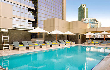 Hôtel Wyndham Dubaï Marina 4*