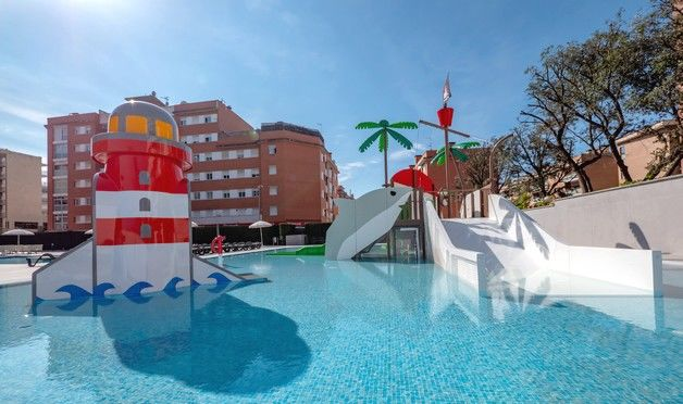 Hotel fenals garden 4*