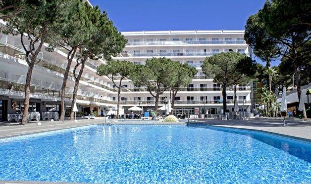 Hôtel Best Oasis Park 4*