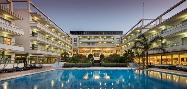 Hôtel sun palace albir & spa 4*