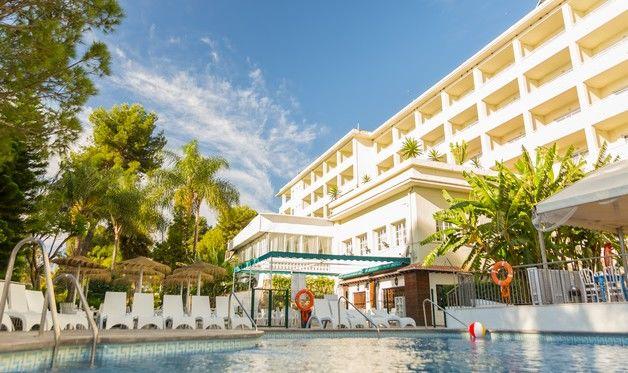 Hôtel roc costa park 4*