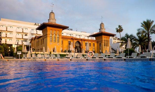 Hôtel alegria palace mojacar 4*