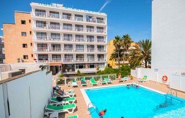 Hôtel amic miraflores 3*