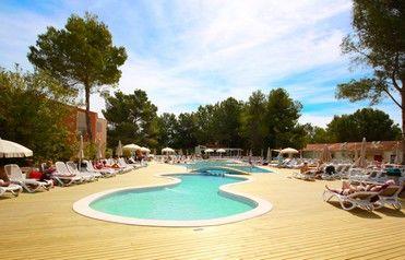 Hôtel fergus club europa 4*