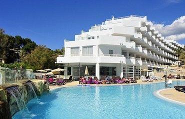Hôtel fergus style cala blanca suites 4*