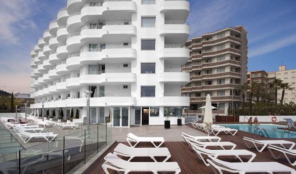Hôtel alegria mar mediterrania 4* sup