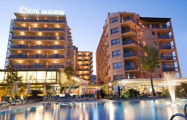 Hôtel ms amaragua 4*