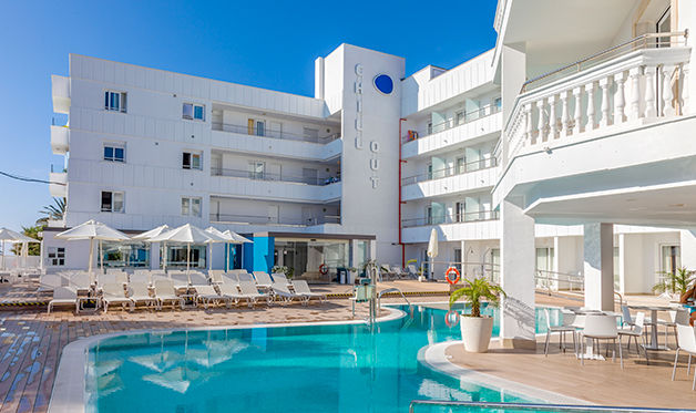 Hôtel Triton Beach 4* - Adult Only