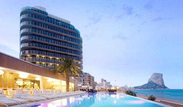 Hôtel gran hotel sol y mar 4*