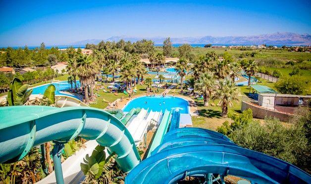 Hôtel gelina village aquapark 5*